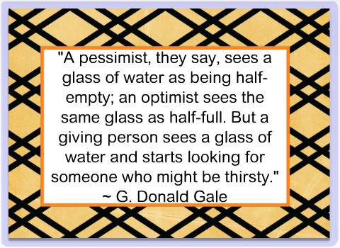 G Donald Gale Quote Misifusas Blog