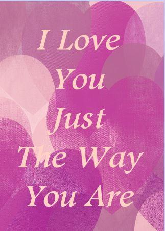 justthewayyouare