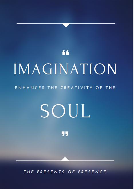 imaginationisthecreativityofthesoul
