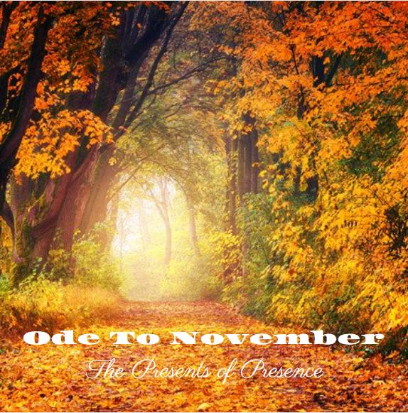 Ode to November